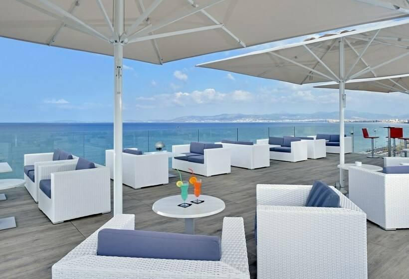 Terraza Hotel Hispania Playa de Palma
