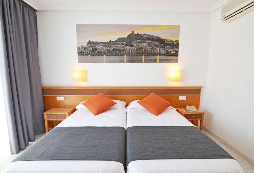部屋 ホテル Mare Nostrum Playa d'en bossa