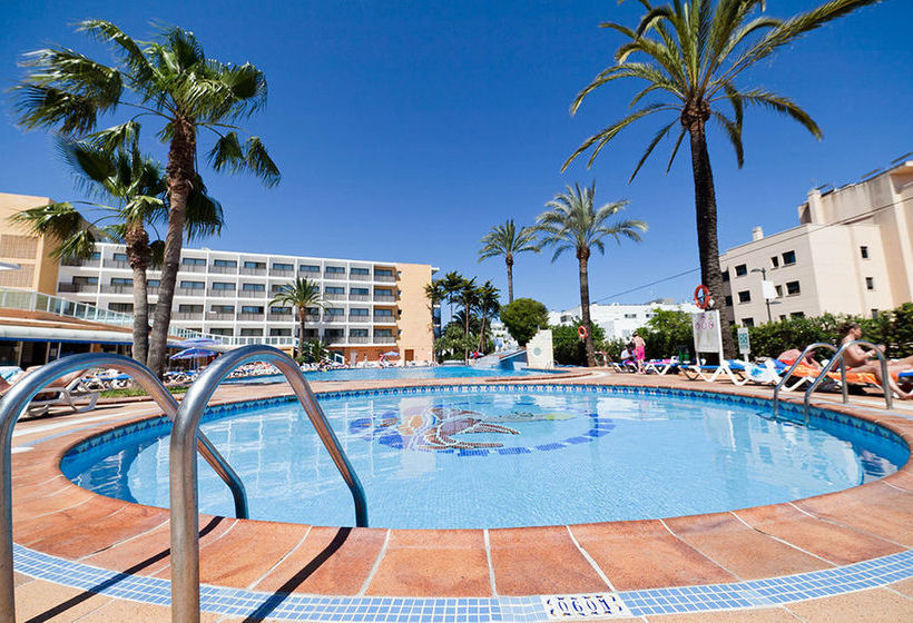 Piscina Hotel Mare Nostrum Playa d'en Bossa