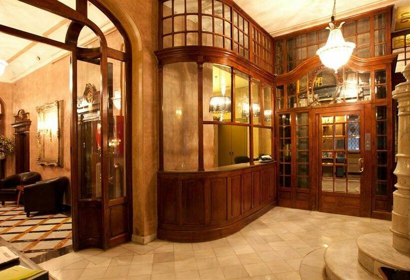 Hotel nouvel em barcelona desde 31 destinia for Hoteis em barcelona