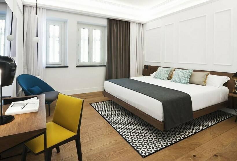 Zimmer Hotel One Shot Palacio Reina Victoria 04 Valencia