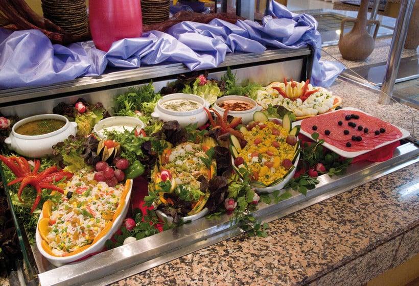 Restaurant Hotel Riu Concordia Platja de Palma