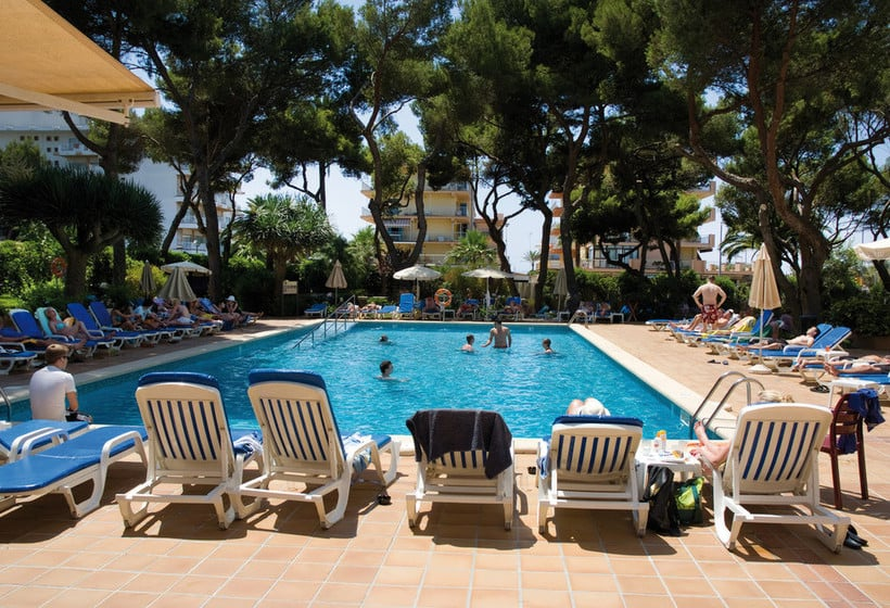 Piscina Hotel Riu Concordia Platja de Palma