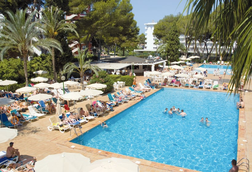 Swimming pool Hotel Riu Playa Park Platja de Palma
