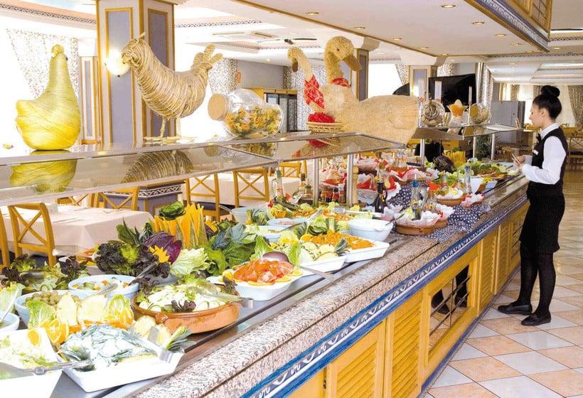 Restaurant Hotel Riu Playa Park Platja de Palma