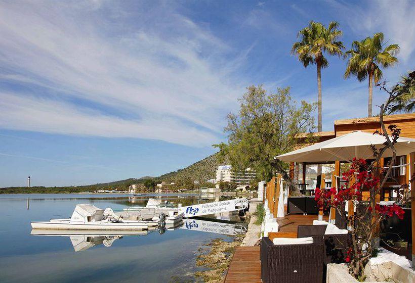 호텔 Roc Boccaccio Port d'Alcudia