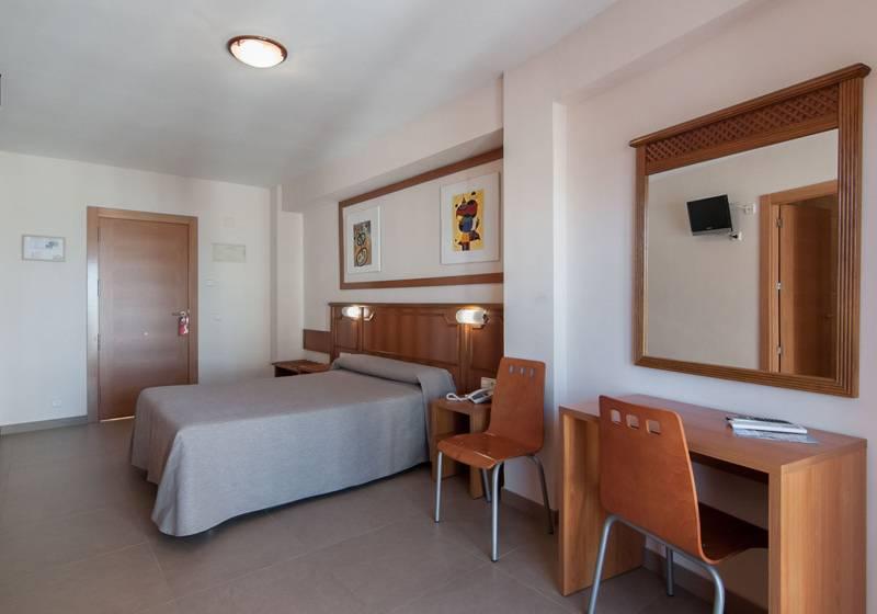Quarto Hotel San Luis Gandia