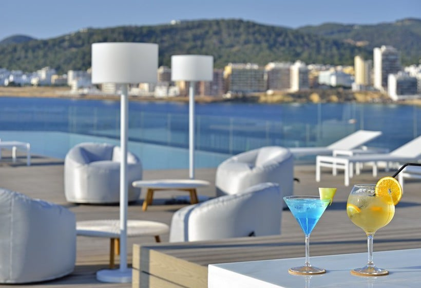 Cafétéria Hôtel Sol House Ibiza  Sant Antoni de Portmany