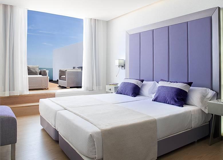 ホテル Torre del Mar Playa d'en bossa