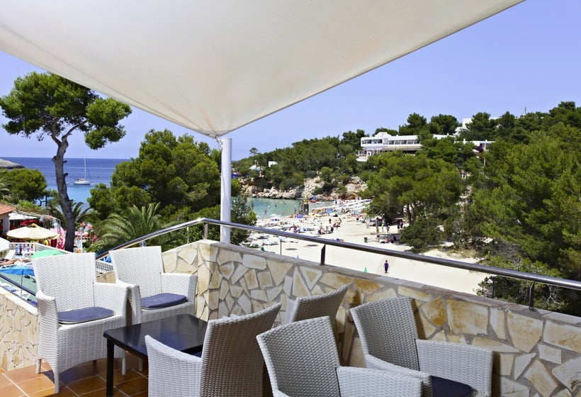 Terraza Hotel Sandos El Greco Beach - Adults Only Cala Portinatx