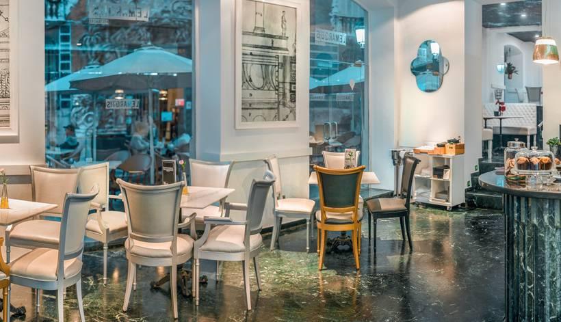 Cafétéria SH Inglés Boutique Hotel Valencia