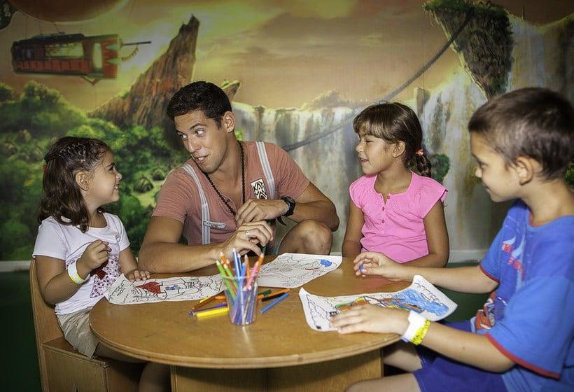 Children?s facilities Sol Katmandu Park & Resort Magalluf