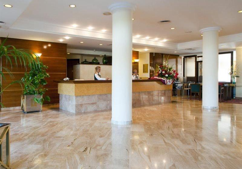 Reception Aparthotel Las Dunas Novo Sancti Petri