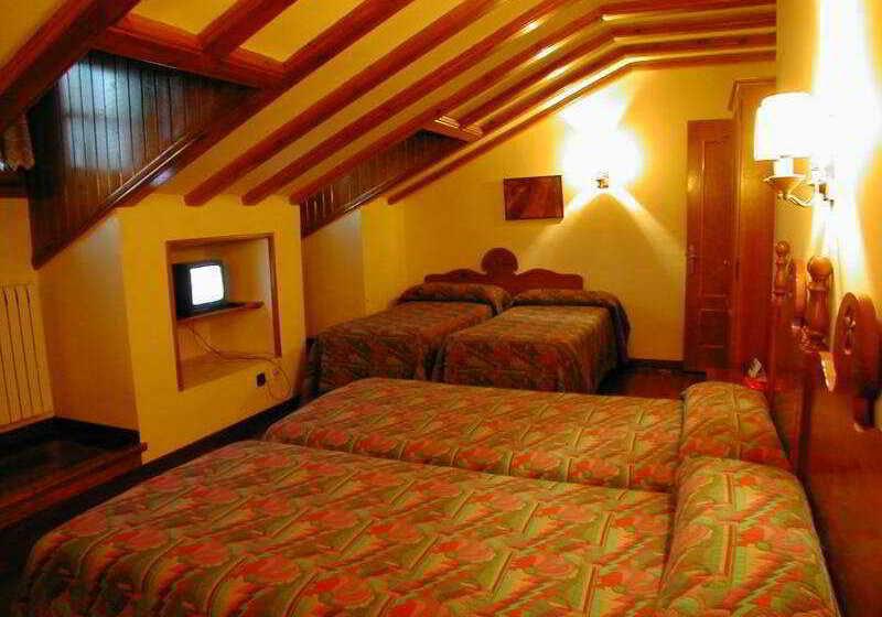 Hotel arag ells em benasque desde 35 destinia for Hotel avenida benasque