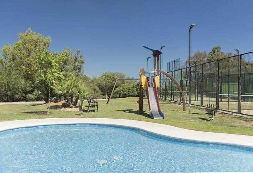 Strutture Infantili Hotel Barceló Montecastillo Golf Jerez de la Frontera
