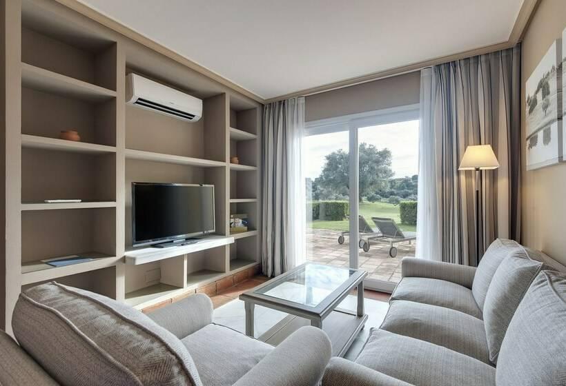 Camera Hotel Barceló Montecastillo Golf Jerez de la Frontera