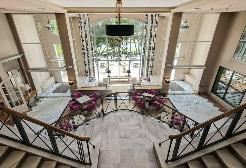 Zonas comuns Hotel Barceló Montecastillo Golf Jerez de la Frontera