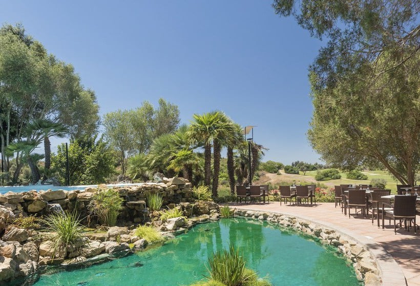 Esterno Hotel Barceló Montecastillo Golf Jerez de la Frontera