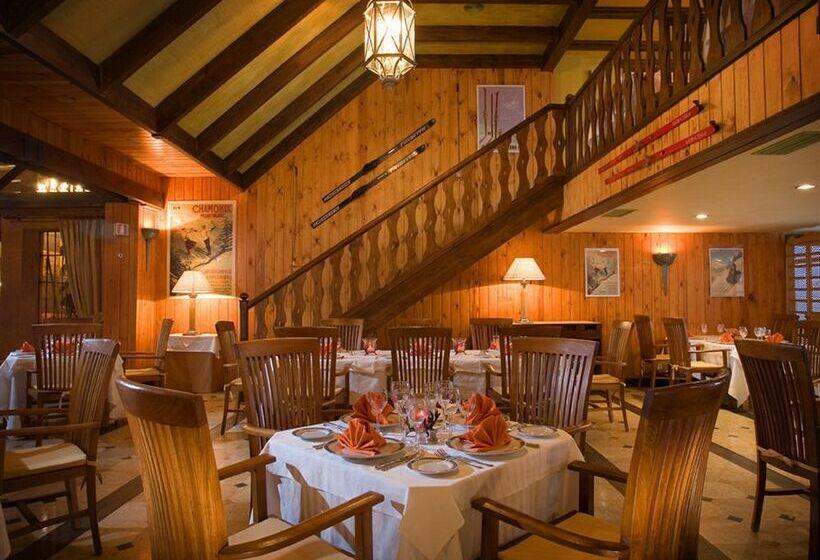Restaurante Hotel Meliá Sierra Nevada