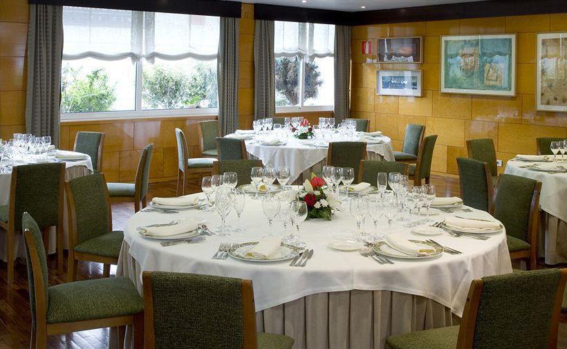 Restaurant Hôtel NH Atlántico La Corogne