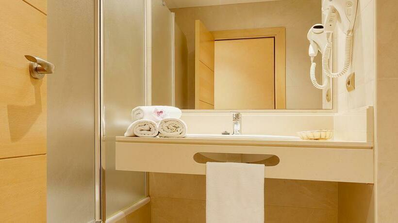 Badezimmer Hotel Pimar & Spa Blanes