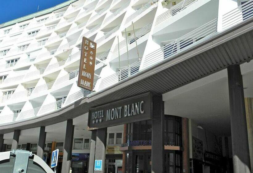 Hotel Mont Blanc Sierra Nevada