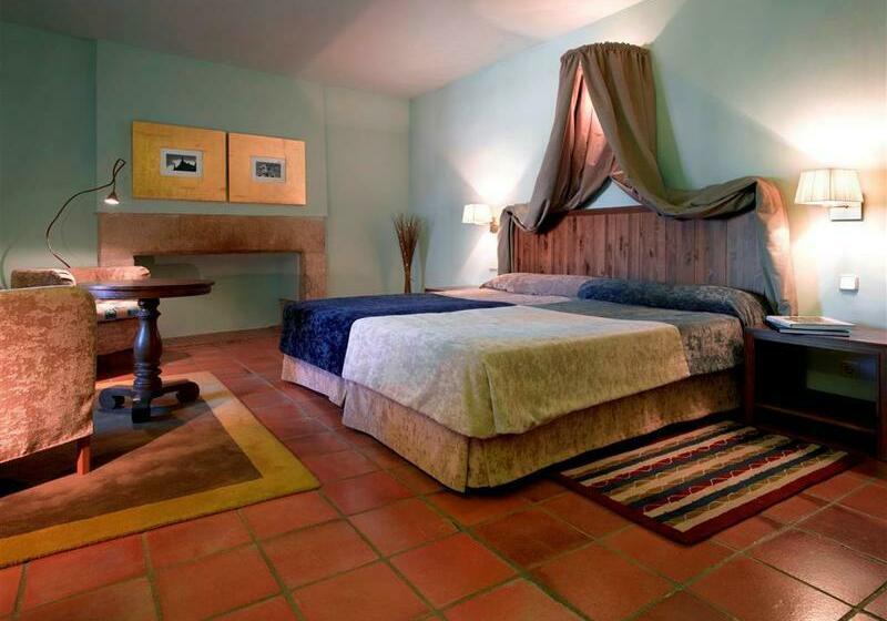Chambre Parador de Trujillo