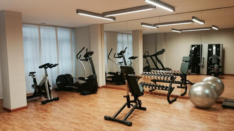 Sports facilities Cantur City Hotel Las Palmas de Gran Canaria