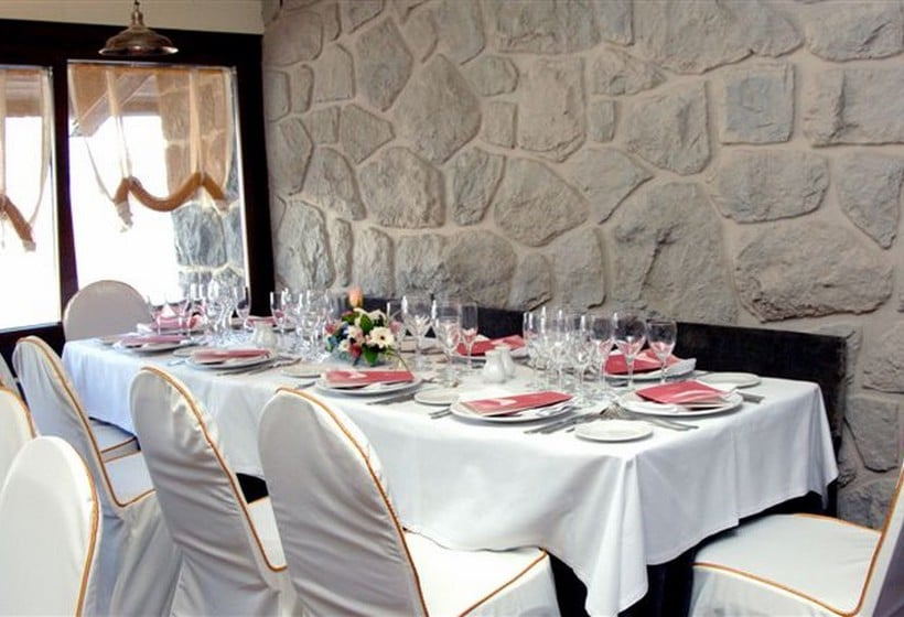 Restaurant Hotel Abba Formigal