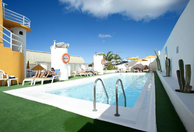 Swimming pool Hotel Bull Astoria Las Palmas de Gran Canaria