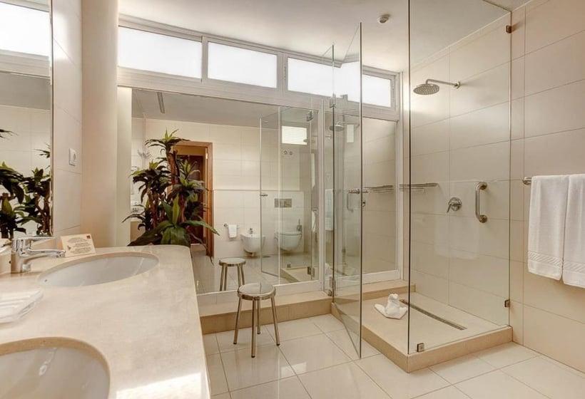 Salle de bain Hôtel Bull Astoria Las Palmas de Gran Canaria