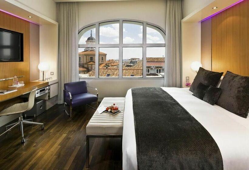 Hotel Me Madrid Reina Victoria In Madrid Starting At 47