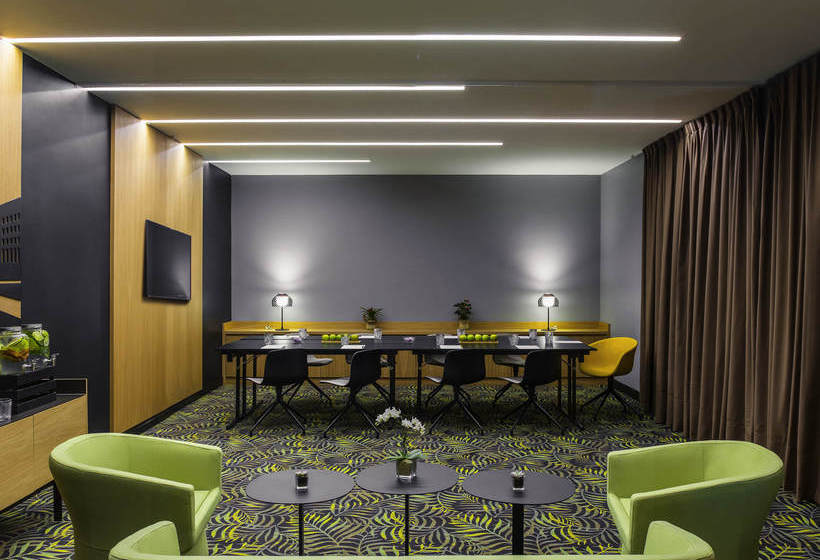 Salas de reuniones Hotel Mercure Madrid Plaza de España