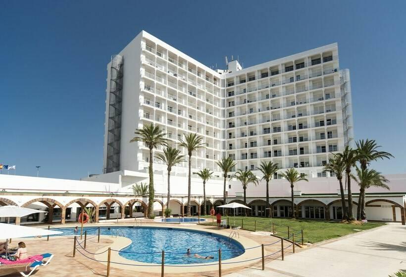 Outside Hotel Roc Doblemar La Manga del Mar Menor