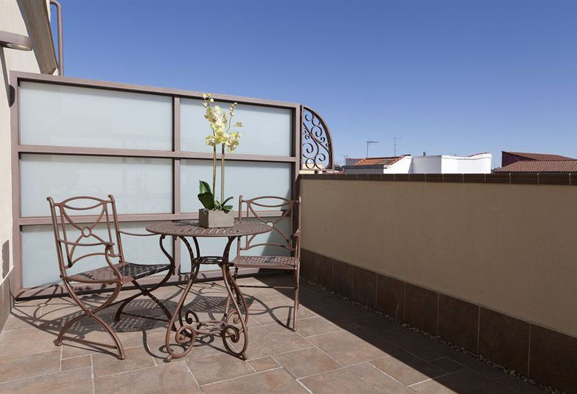 Terrazza Hotel Sterling Madrid