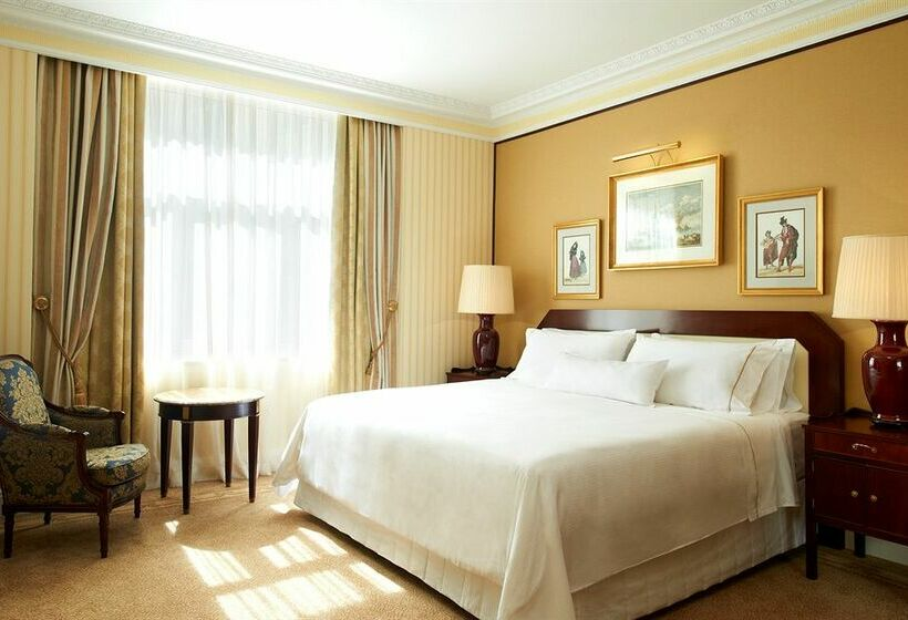 Hotel The Westin Palace In Madrid Starting At 79 Destinia