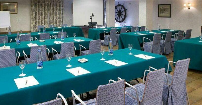 Konferenzräume Parador de Ribadeo