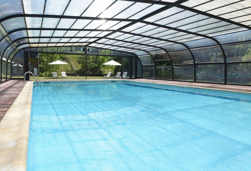 Swimming pool RVHotels Tuca Vielha