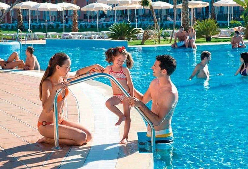 استخر ClubHotel Riu Costa Del Sol ترمولینوس