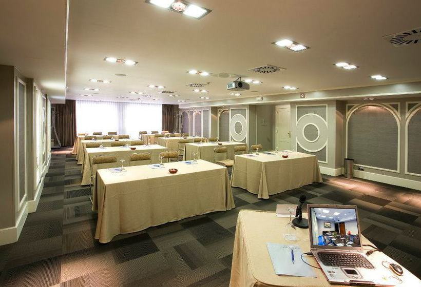 Meeting rooms Hotel Abando Bilbao
