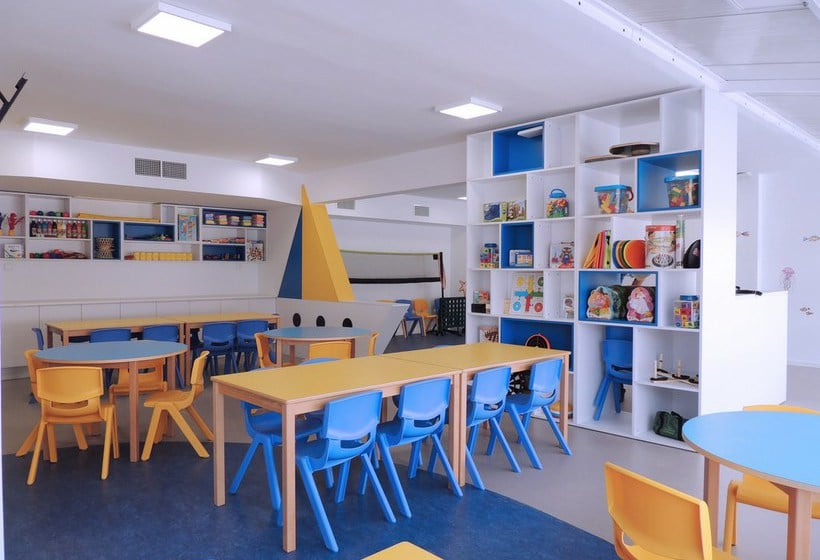 Children's facilities Hotel Augustus Cambrils