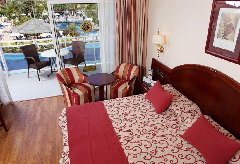 Zimmer Hotel Bahía Príncipe San Felipe Puerto de la Cruz