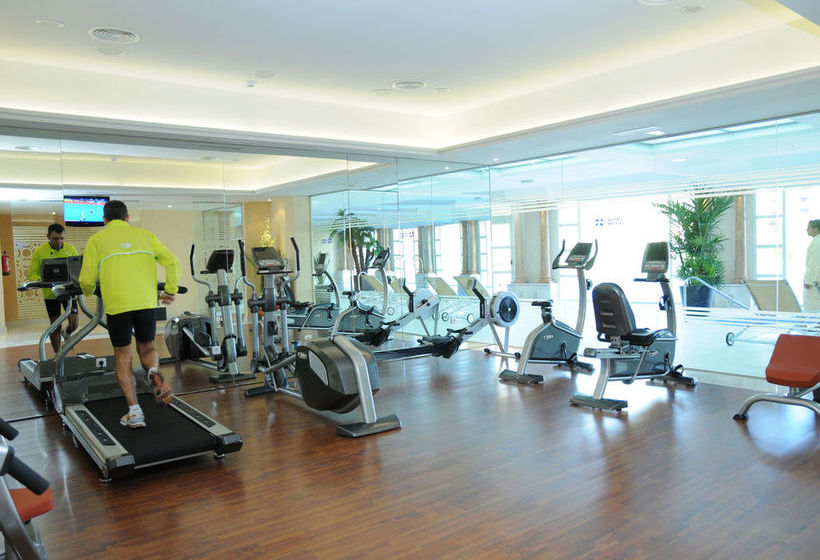 Sports facilities Hotel Beatriz Toledo Auditorium & Spa