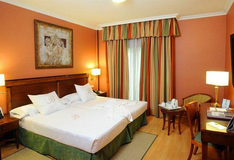 Zimmer Hotel Bécquer Sevilla