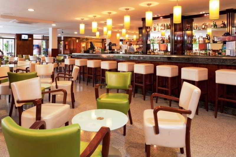 Café Hotel California Garden Salou