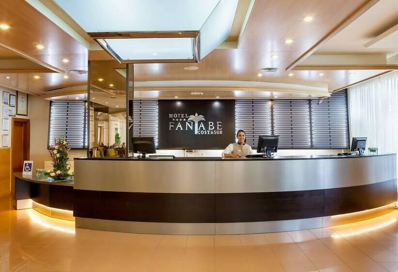 Front desk Hotel Fañabé Costa Sur Costa Adeje