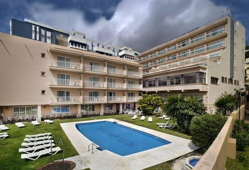 Piscine Hôtel Las Vegas Malaga