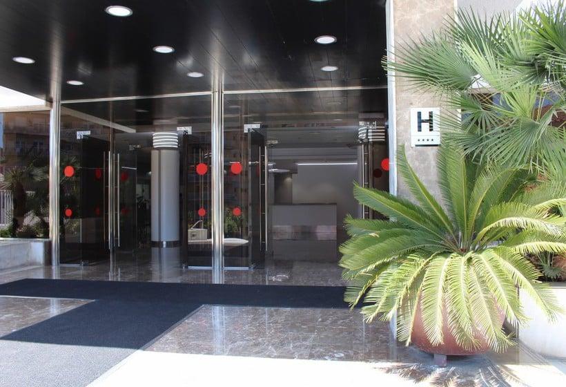 Réception Hôtel Marina Sand Lloret de Mar