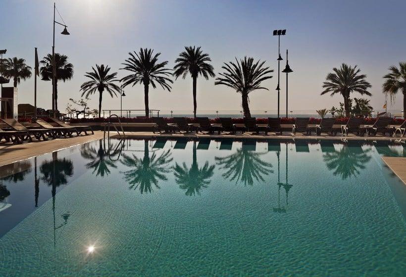 Schwimmbad Hotel Meliá Costa del Sol Torremolinos