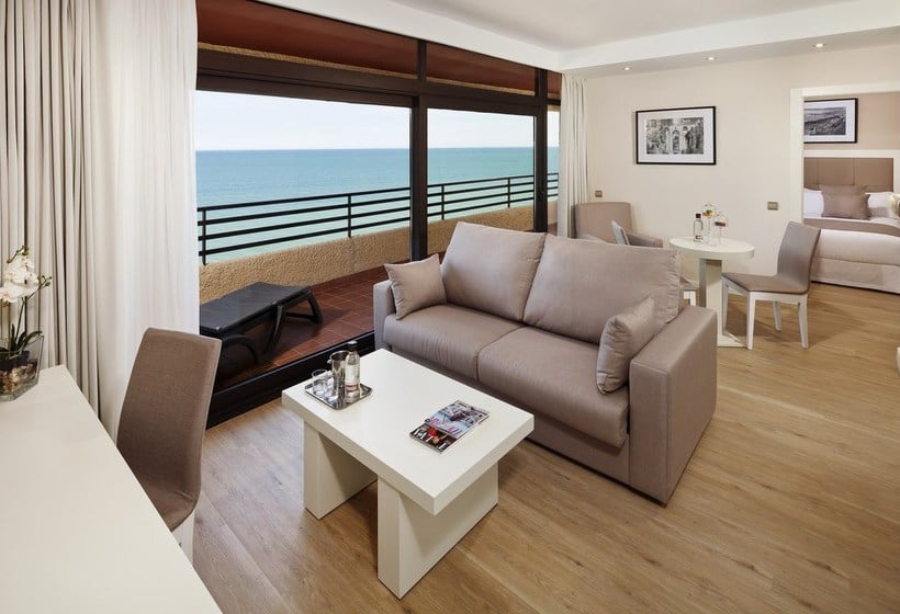 Zimmer Hotel Meliá Costa del Sol Torremolinos